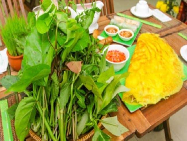 Rau rừng Tây Ninh đặc sản nổi tiếng nơi đất rừng Đông Nam Bộ